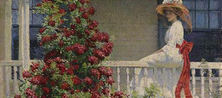 Сад художника: Американский импрессионизм / The Artist's Garden: American Impressionism