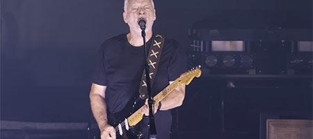 Дэвид Гилмор: Концерт в Помпеях / David Gilmour: Live At Pompeii