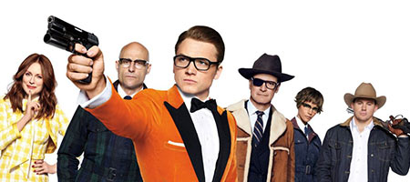 Kingsman: Золотое кольцо / Kingsman: The Golden Circle