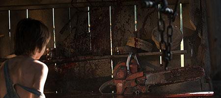 Техасская резня бензопилой: Кожаное лицо / Leatherface