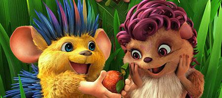 Ежик Бобби: Колючие приключения / Bobby the Hedgehog