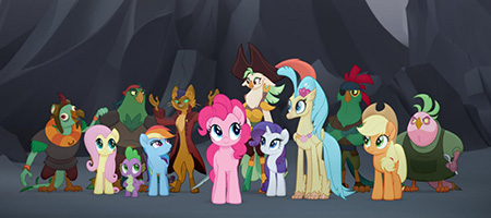 My Little Pony в кино / My Little Pony: Der Film