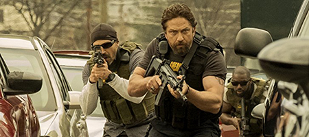Охота на воров / Den of Thieves