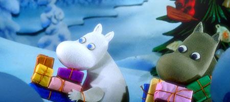 Муми-тролли и зимняя сказка / Moomins and the Winter Wonderland