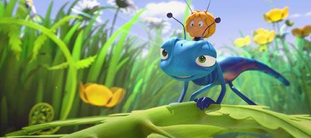 Пчелка Майя и Кубок Мёда / Maya the Bee: The Honey Games
