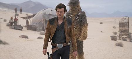 Хан Соло: Звёздные Войны. Истории / Solo: A Star Wars Story