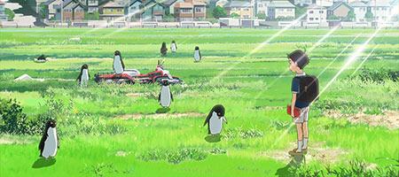 Тайная жизнь пингвинов / Penguin Highway