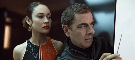 Агент Джонни Инглиш 3.0 / Johnny English Strikes Again