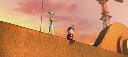 Руби и Повелитель воды / The Ladybug