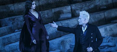 Фантастические твари: Преступления Грин-де-Вальда / Fantastic Beasts: The Crimes of Grindelwald
