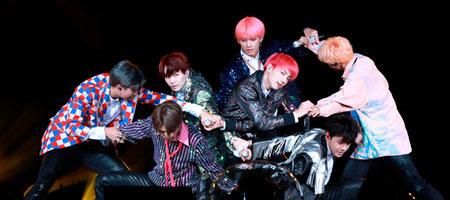 BTS World Tour «Love Yourself»  in Seoul / BTS Мировой тур «Любить себя» в Сеуле