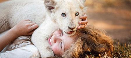 Миа и белый лев / Mia et le lion blanc