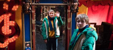 Волшебное зеркало, или Двойные неприятности / Unheimlich perfekte Freunde