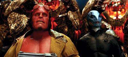 Хеллбой 2: Золотая армия / Hellboy II: The Golden Army