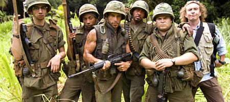 Солдаты неудачи / Tropic Thunder
