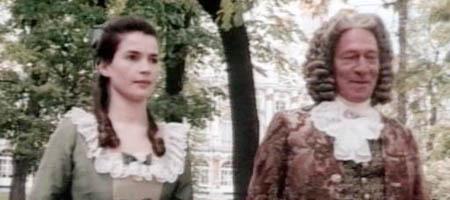 Молодая Екатерина / Young Catherine