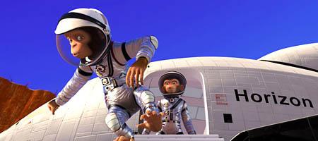 Мартышки в космосе / Space Chimps